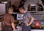 Image of astronauts in procedure trainer United States USA, 1960, second 7 stock footage video 65675024629