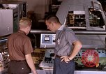 Image of astronauts in procedure trainer United States USA, 1960, second 8 stock footage video 65675024629