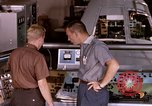 Image of astronauts in procedure trainer United States USA, 1960, second 9 stock footage video 65675024629