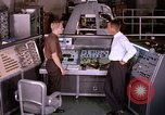 Image of astronauts in procedure trainer United States USA, 1960, second 3 stock footage video 65675024630