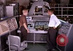 Image of astronauts in procedure trainer United States USA, 1960, second 4 stock footage video 65675024630