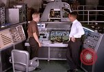 Image of astronauts in procedure trainer United States USA, 1960, second 5 stock footage video 65675024630