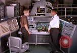 Image of astronauts in procedure trainer United States USA, 1960, second 7 stock footage video 65675024630