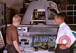 Image of astronauts in procedure trainer United States USA, 1960, second 9 stock footage video 65675024630
