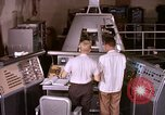 Image of astronauts in procedure trainer United States USA, 1960, second 1 stock footage video 65675024631