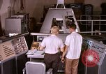 Image of astronauts in procedure trainer United States USA, 1960, second 2 stock footage video 65675024631