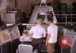 Image of astronauts in procedure trainer United States USA, 1960, second 5 stock footage video 65675024631