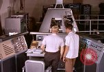 Image of astronauts in procedure trainer United States USA, 1960, second 8 stock footage video 65675024631