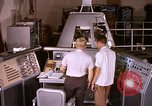 Image of astronauts in procedure trainer United States USA, 1960, second 9 stock footage video 65675024631