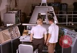 Image of astronauts in procedure trainer United States USA, 1960, second 10 stock footage video 65675024631