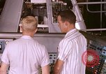 Image of astronauts in procedure trainer United States USA, 1960, second 11 stock footage video 65675024631