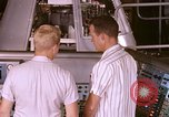 Image of astronauts in procedure trainer United States USA, 1960, second 12 stock footage video 65675024631