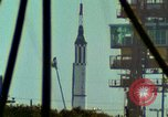 Image of Mercury-Redstone 4 launch Cape Canaveral Florida USA, 1961, second 7 stock footage video 65675024632