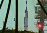 Image of Mercury-Redstone 4 launch Cape Canaveral Florida USA, 1961, second 9 stock footage video 65675024632