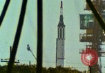 Image of Mercury-Redstone 4 launch Cape Canaveral Florida USA, 1961, second 10 stock footage video 65675024632