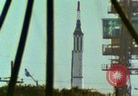 Image of Mercury-Redstone 4 launch Cape Canaveral Florida USA, 1961, second 11 stock footage video 65675024632