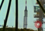 Image of Mercury-Redstone 4 launch Cape Canaveral Florida USA, 1961, second 12 stock footage video 65675024632