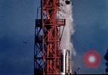 Image of Mercury Atlas 8 Cape Canaveral Florida USA, 1962, second 5 stock footage video 65675024648