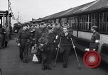 Image of prisoners of war United Kingdom, 1943, second 5 stock footage video 65675024681