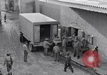 Image of thanksgiving turkeys Capua Italy, 1943, second 1 stock footage video 65675024684
