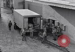 Image of thanksgiving turkeys Capua Italy, 1943, second 9 stock footage video 65675024684