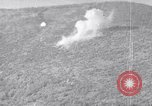 Image of gun position Mignano Italy, 1943, second 1 stock footage video 65675024686