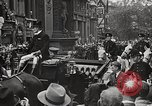 Image of President Eisenhower United States USA, 1945, second 8 stock footage video 65675024696