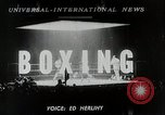 Image of Sugar Ray Robinson Paris France, 1950, second 1 stock footage video 65675024700