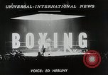 Image of Sugar Ray Robinson Paris France, 1950, second 2 stock footage video 65675024700