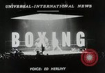 Image of Sugar Ray Robinson Paris France, 1950, second 3 stock footage video 65675024700