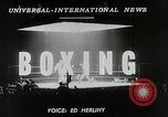 Image of Sugar Ray Robinson Paris France, 1950, second 5 stock footage video 65675024700