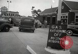 Image of gasoline ban United States USA, 1945, second 3 stock footage video 65675024702