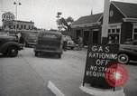 Image of gasoline ban United States USA, 1945, second 4 stock footage video 65675024702