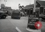 Image of gasoline ban United States USA, 1945, second 5 stock footage video 65675024702