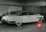 Image of Lincoln-Mercury automobile with arm rest New York United States USA, 1949, second 8 stock footage video 65675024705