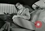 Image of Lincoln-Mercury automobile with arm rest New York United States USA, 1949, second 12 stock footage video 65675024705