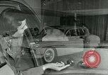 Image of Lincoln-Mercury automobile with power windows New York United States USA, 1949, second 11 stock footage video 65675024706