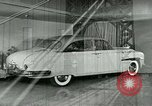 Image of Lincoln-Mercury automobile with large trunk New York United States USA, 1949, second 7 stock footage video 65675024707