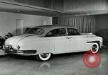 Image of Lincoln-Mercury automobile with large trunk New York United States USA, 1949, second 9 stock footage video 65675024707
