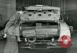 Image of Lincoln-Mercury automobile with large trunk New York United States USA, 1949, second 11 stock footage video 65675024707