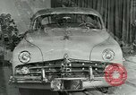 Image of Lincoln-Mercury automobile dashboard New York United States USA, 1949, second 7 stock footage video 65675024708