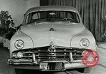 Image of Lincoln-Mercury automobile dashboard New York United States USA, 1949, second 10 stock footage video 65675024708
