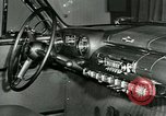 Image of Lincoln-Mercury automobile dashboard New York United States USA, 1949, second 12 stock footage video 65675024708