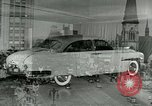 Image of Lincoln-Mercury with power seats New York United States USA, 1949, second 7 stock footage video 65675024710