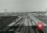 Image of Southern State Parkway in Lincoln Mercury Ad New York United States USA, 1949, second 3 stock footage video 65675024711