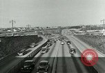 Image of Southern State Parkway in Lincoln Mercury Ad New York United States USA, 1949, second 4 stock footage video 65675024711