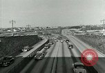 Image of Southern State Parkway in Lincoln Mercury Ad New York United States USA, 1949, second 5 stock footage video 65675024711