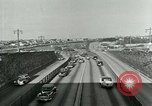 Image of Southern State Parkway in Lincoln Mercury Ad New York United States USA, 1949, second 6 stock footage video 65675024711