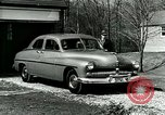 Image of family showing Lincoln-Mercury car Long Island New York USA, 1949, second 11 stock footage video 65675024712
