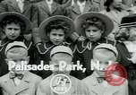 Image of triplets Palisades New Jersey USA, 1951, second 2 stock footage video 65675024729